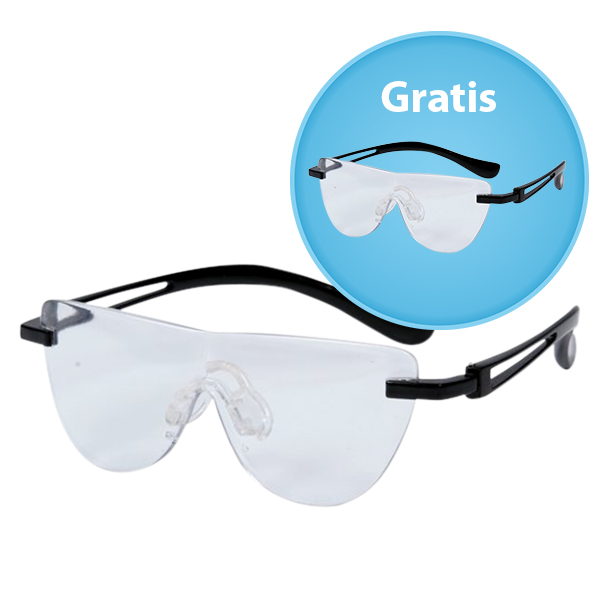 vizmaxx magnifying glasses lupenbrille gratis zweite brille werkzeug auto garten. Black Bedroom Furniture Sets. Home Design Ideas