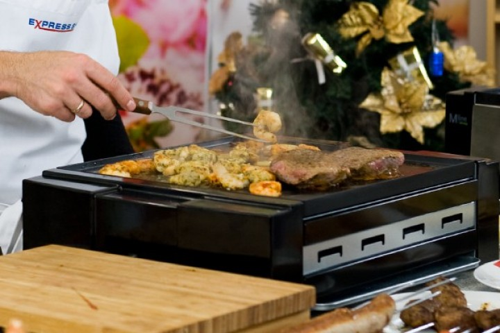Enrico M-Line Grill 3 in 1