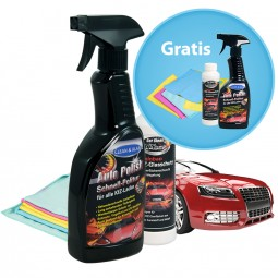 Aqua Laser Car Clean Autopflege-Set