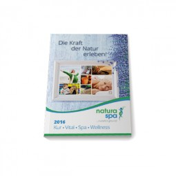 natura spa Katalog 2016 - Kur- und Wellnessreisen