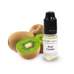 E-Zigaretten DLiquid Kiwi-Cooler, 10ml