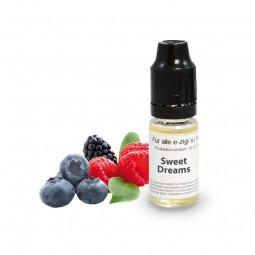 E-Zigaretten DLiquid Sweet Dreams, 10ml